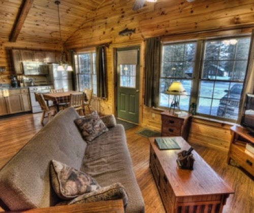 Aspen Cabin at Tall Timber