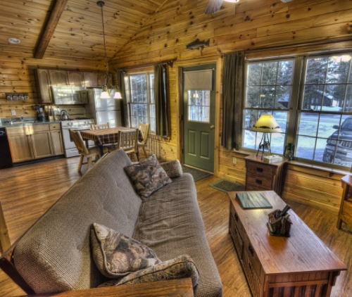 Vacation Cabin Amp Cottage Rentals At Tall Timber Pittsburg Nh